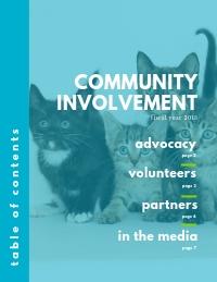 Annual Report 2018 Community Involvement
