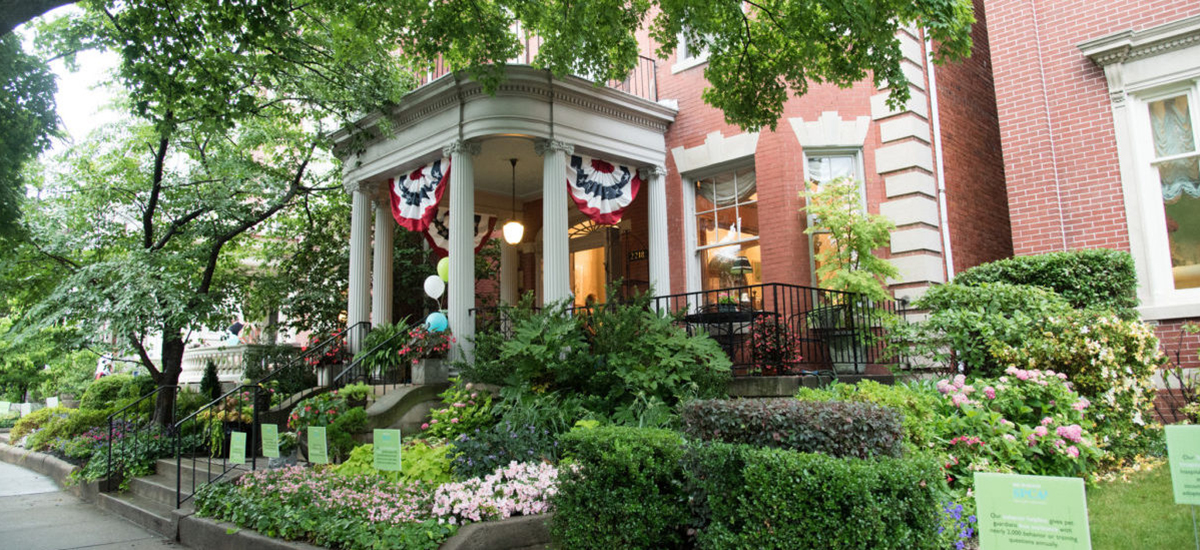 Monument Avenue home